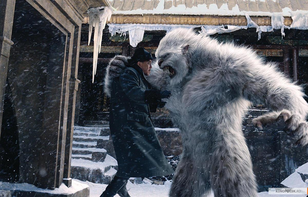 Откуда пришел снежный человек - йети